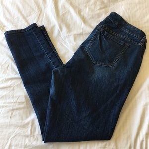 Torrid Dark Wash Skinny Jeans Size 12R.